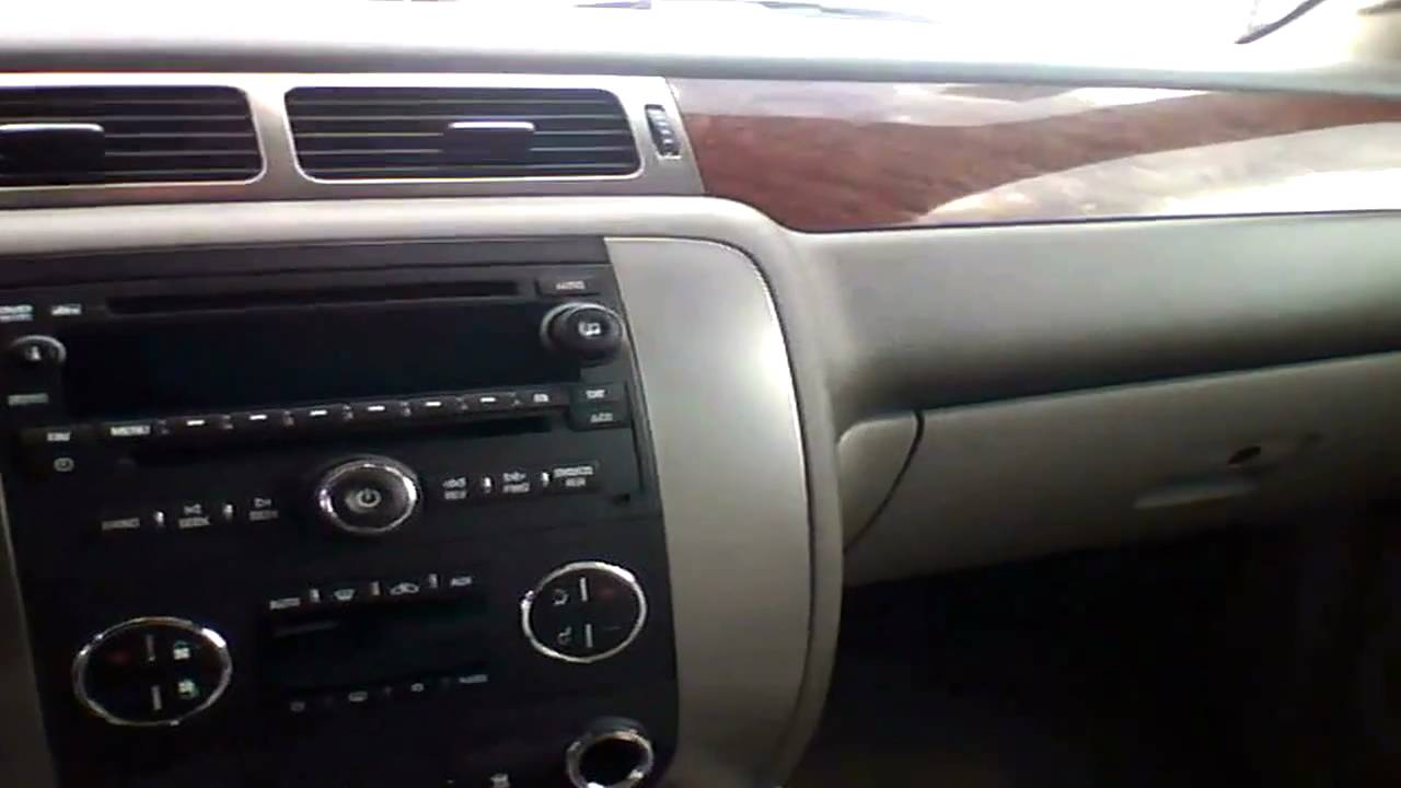 Major Ing Dashboard Problem On 2007 Chevy Tahoe Suburban Avalanche Gmc Yukon You