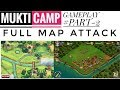 Mukti Camp Gameplay #Part-2   Full Map Attack   By AL IMRAN