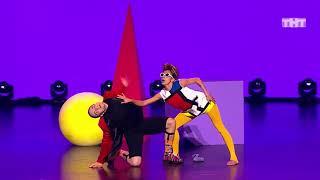 Шоу Танцы: Зарина Маргарита и Дима Присташ (Crystal Waters - Gypsy Woman) (сезон 4, серия 13)