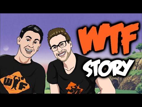 WTF Story - The Story of Dota Watafak