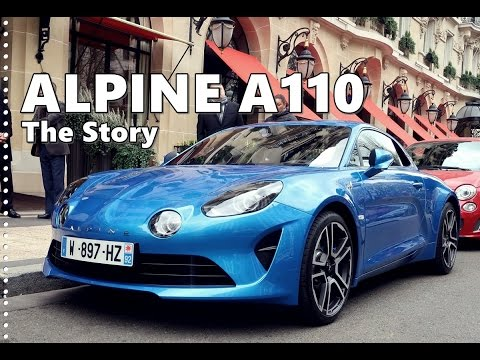 Alpine A110 (2018) Documentary - From Concept To Reality