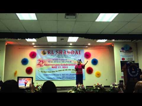 Ang Pangako (El Shaddai KL Malaysia Anniversary)