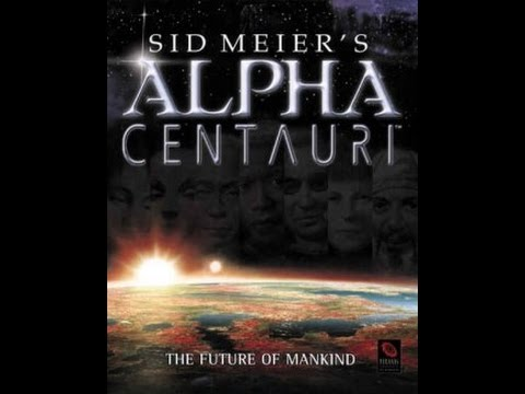 Sid Meier's Alpha Centauri Part 8 - War (What Is It Good For)