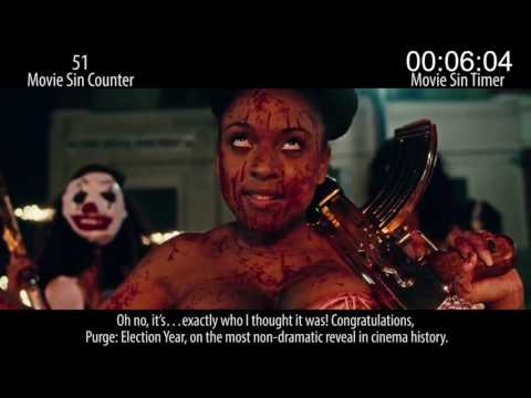 Unbelievable Filmmaker Mistakes in The Purge   Election Year