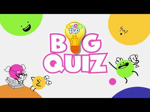 Tiny Pop BIG Quiz this February! 💡💖
