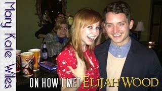 On How I Met Elijah Wood! Thumbnail