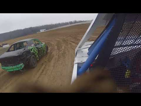 Anthony Gullo Practice Day In-Car Footage at Woodhull Raceway