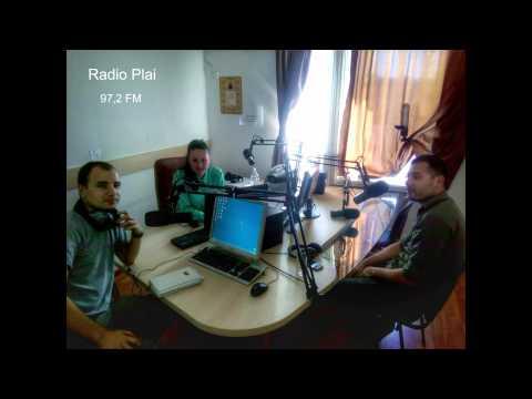 "CIOFILM invitatii emisiunii ""DIALOG MATINAL"" cu Doina Danilean la RADIO PLAII 97,2 FM"
