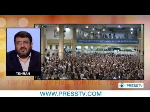 Iran, model of functioning democracy  Foad Izadi