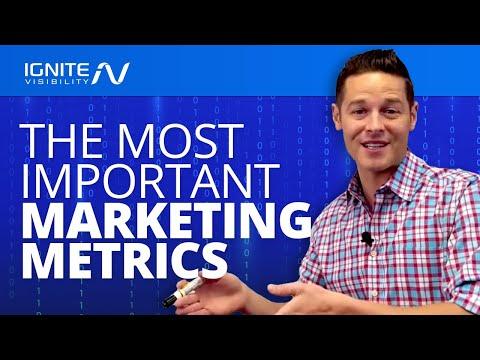 5 Most Important Metrics In Marketing