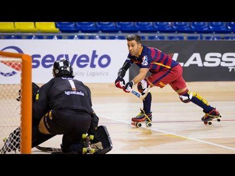 OK LLIGA: FC Barcelona Lassa - Igualada Hockey Club (6-3)