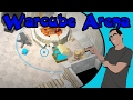 Battle in the Arena! - Warcube Arena Let's Play