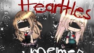 HEARTLESS-•meme•collab con Ailen Kawaii