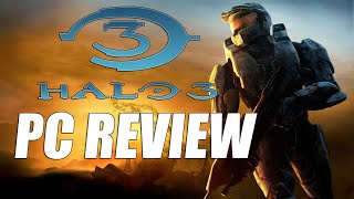Halo 3 PC Review - The Final Verdict (Video Game Video Review)