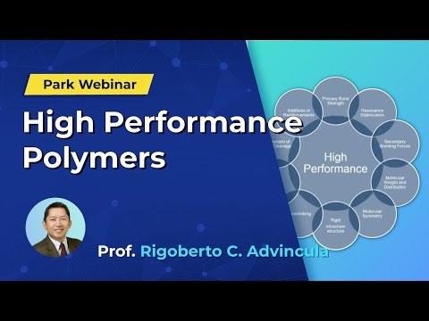 Park Systems Webianr: High Performance Polymers
