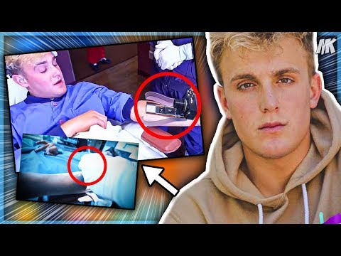 Jake Paul Gets Arm Cut Open And Puts Camera Inside (Footage)
