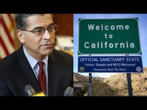 California To Prosecute Employers Who Violate State Sanctuary Laws (REACTION)