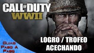 Video de Call of Duty: WW2 (Zombis) | Logro / Trofeo: Acechando