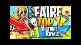 [GLITCH] DO TOPS 1 IN ILLIMITÉ ON FORTNITE!