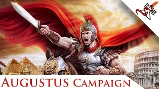 Grand Ages Rome - The Cantabrian Circle | Reign of Augustus Campaign Walkthrough
