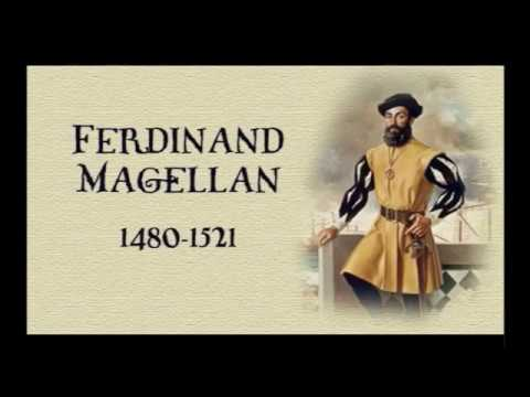 The story of explorer Ferdinand Magellan
