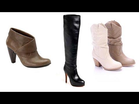 Para estrenar 2fc76 fde4f Botas y Botines Otoño-Invierno 2017-2018 ♥ Los mejores zapatos de Moda para  mujer / Fashion Boots