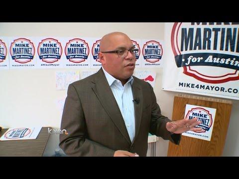 Mike Martinez: Candidate For Austin Mayor