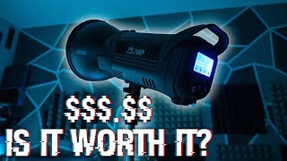 Is a Pro-Level Light Even Worth It?    Falcon Eyes BL-10TD Review