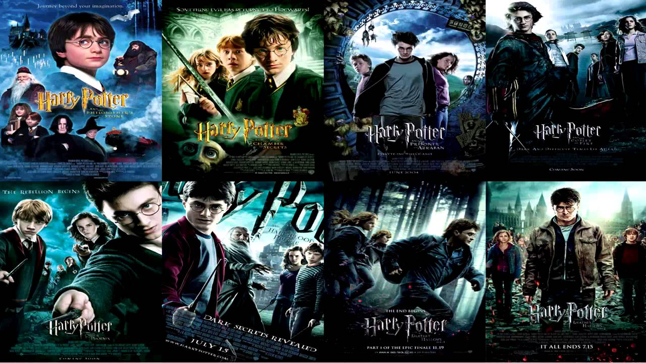 descargar harry potter saga completa espa ol latino mega 1080p youtube. Black Bedroom Furniture Sets. Home Design Ideas