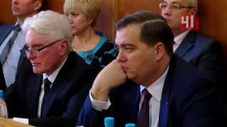 Новые депутаты принимают бюджет на 2019 год / Новости