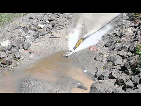 Jet-Vac Sewer Equipment Company, LLC: ENZ Bulldozer Demo Rock Hill SC