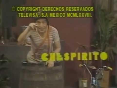 El Chavo Del Ocho - Intro 1978