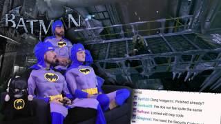 Glassjaw! - Batman: Arkham Origins is AWESOME! - Part 6