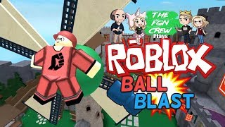 WE NEED BALLS! | BALL BLAST | ROBLOX GAMEPLAY