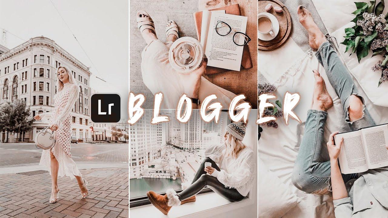 İNSTAGRAM FENOMENİ YAPAN RENK FİLTRESİ | Lightroom Mobil İle Renk Düzenleme | Blogger Tonları !