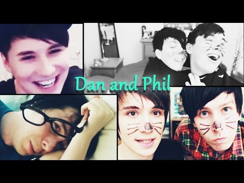 Once there were these two guys called Dan and Phil...
