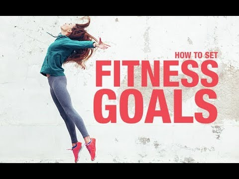 How To Set Fitness Goals (AND ACHIEVE THEM!!)