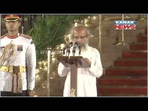 Namo 2.0: Senior BJP Leader Pratap Sarangi Takes Oath As Union Minister