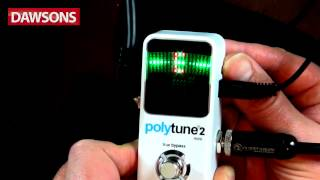 TC Electronic PolyTune 2 Mini Review