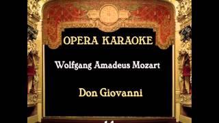 Don Giovanni , KV 527 : Non mi dir