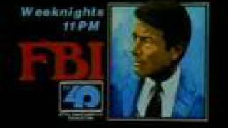 KTXL FBI Promo - 1977