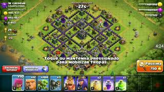Clash of clans , o bug mais antigo do clash of clans