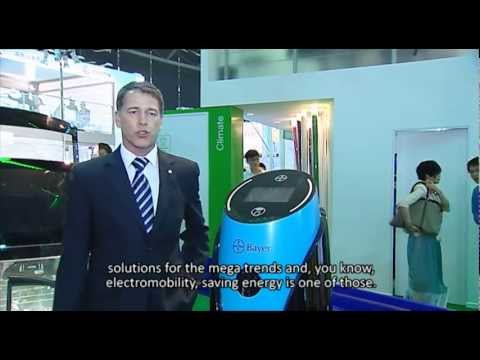 CHINAPLAS 2012 Exhibitor's Interview: BAYER MATERIALSCIENCE