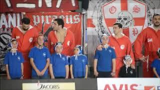 Ολυμπιακός και Γλυφάδα στον τελικό του F4 της Χίου (Pics & Vid)