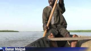 Klimawandel: Afrikas viertgrößter See trocknet aus