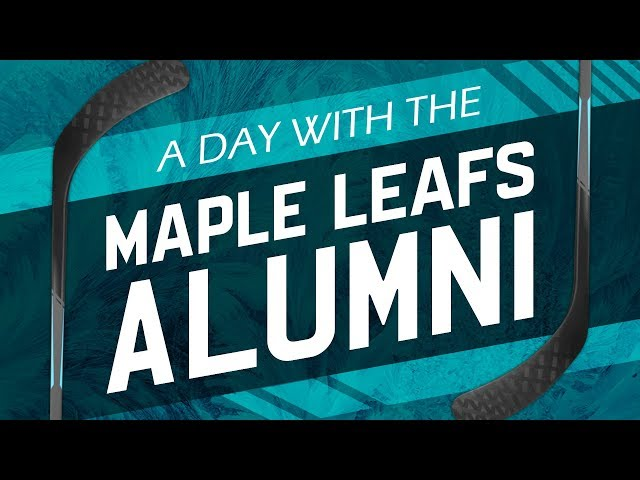 A Day with the Maple Leafs Alumni - Oshawa