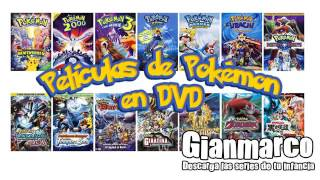 Repeat youtube video Descarga HD TODAS LAS PELICULAS DE POKEMON FULL HD (Audio Latino) - MEGA