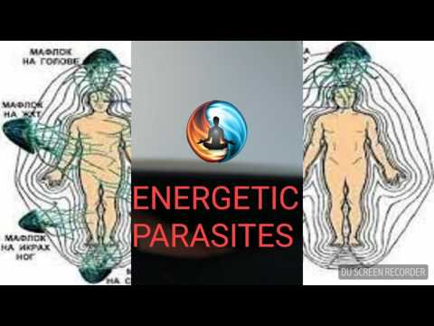 ASTRAL & ENERGETIC PARASITES -- SPIRITUAL WARFARE and HUMAN ENERGY HARVESTING