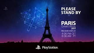 PlayStation Live from Paris Games Week 2017