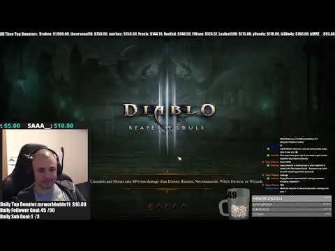 Download Youtube: Diablo 3 Support monk guide season 12